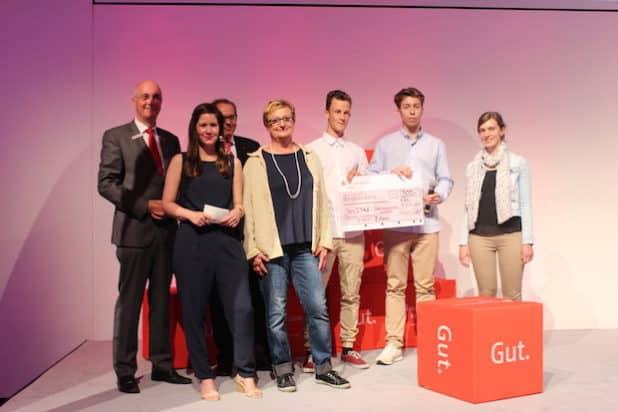 """Team """"ITAS"""" (Städtische Gesamtschule Waldbröl)"""