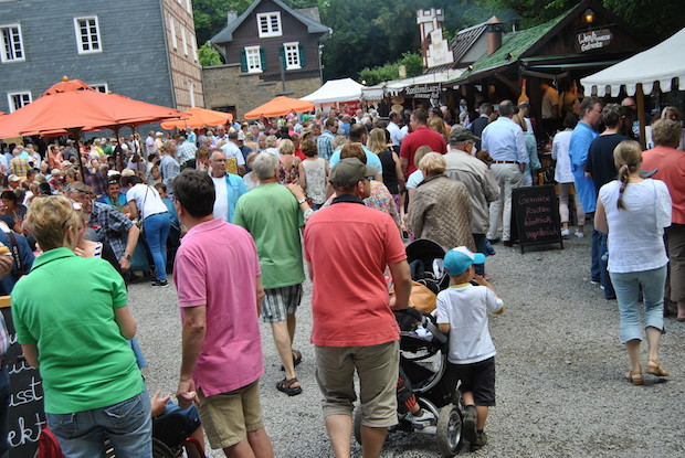 Photo of Den Sommer genießen auf der Landpartie Engelskirchen