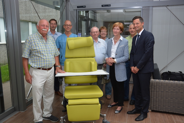 Photo of Waldbröl: Förderverein unterstützt Palliativstation