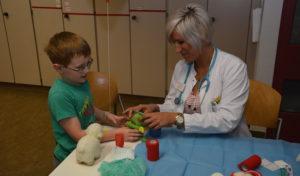 Babies wollen in Gummersbach zur Welt kommen