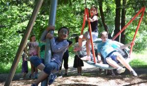 Wiehl: Sommerfest für und mit Flüchtlingskindern bei bestem Wetter