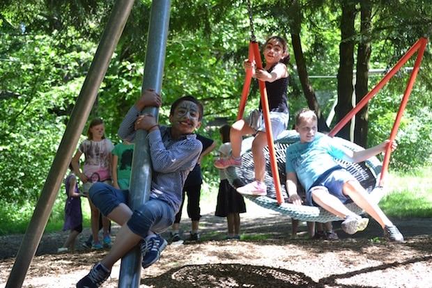 Photo of Wiehl: Sommerfest für und mit Flüchtlingskindern bei bestem Wetter