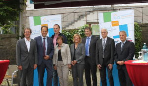 Firmen setzen Zeichen für 800 Jahre Wipperfürth
