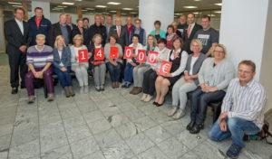 Wipperfürth: Kreissparkasse Köln unterstützt 16 Vereine mit Fördermitteln