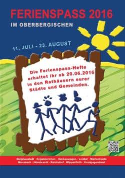 Ab sofort ist der Ferienspaß auch online unter wwww.obk.de lesbar. (Foto: OBK)