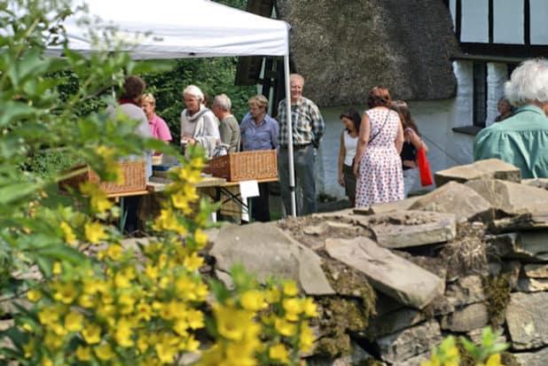 Das historische Bauernhaus Dahl lädt ein zum Sommerfest (Foto: Museum und Forum Schloss Homburg)