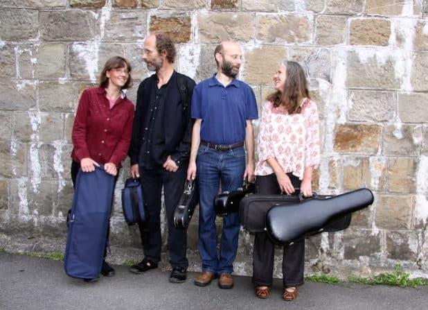 """""""Four Fiddlers"""" (Foto: Winfried Danzglock)"""