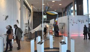 Nümbrecht: Finissage der Fliegenausstellung
