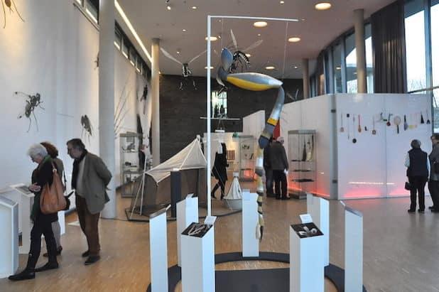Die Fliegenausstellung kann am 24. Juli 2016 ein letztes Mal besucht werden. (Foto: Manfred Kasper)