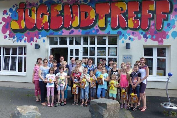 """Photo of Bergneustadt: Ein bunter Nachmittag für die """"Kinder von Tschernobyl"""""""