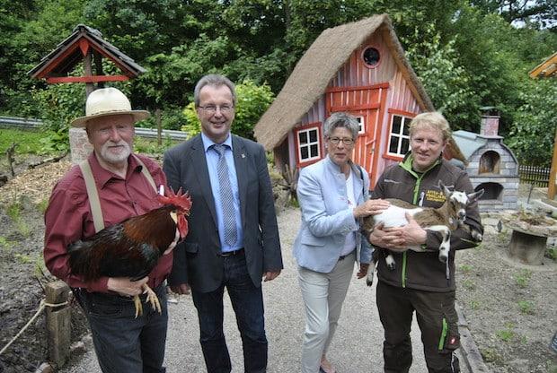 Photo of Reichshof: Affen- und Vogelpark Eckenhagen feiert 35-jähriges Bestehen