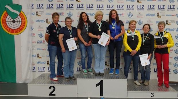 Bild von Lindlarer Damenmannschaft auf Erfolgskurs