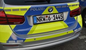 Wipperfürth/Hückeswagen – Betrüger mit Polizeimasche erfolgreich