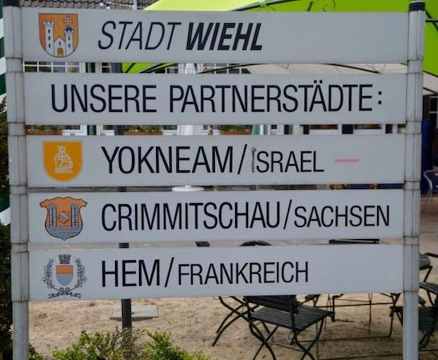 Photo of Wiehl erwartet Besuch aus Israel