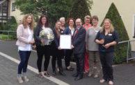 Nümbrecht: Ernst-Christoffel-Haus wurde ausgezeichnet