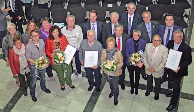 Bild von Wipperfürth: Freiwilligen-Förderpreis stärkt das Ehrenamt