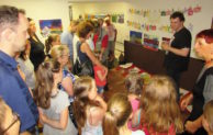 Wiehl: Kinderkunstwerkstatt im Jugendheim Drabenderhöhe