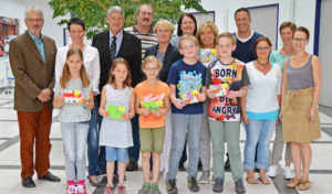 Gummersbach: Mathe-Asse im Kreishaus geehrt