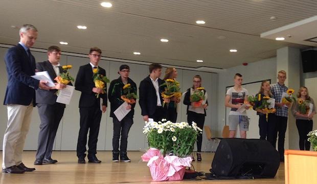 Photo of Lindlarer Schülerpreis zum 5. Mal verliehen