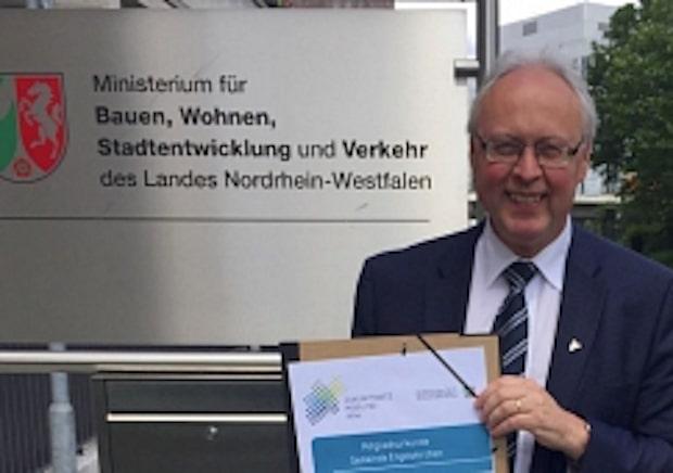 """Photo of Engelskirchen ist beim """"Zukunftsnetz Mobilität NRW"""" dabei"""