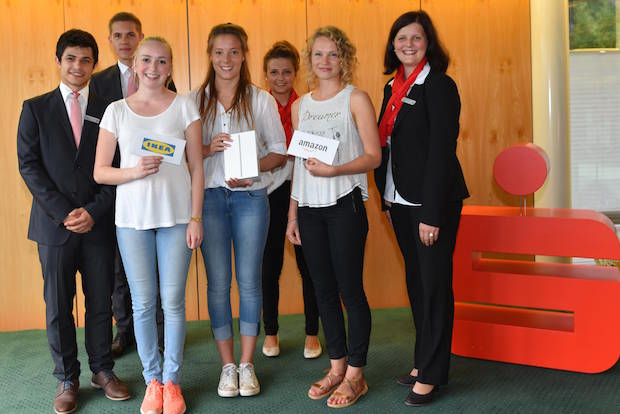 Photo of Wiehl: Strahlende Gewinner