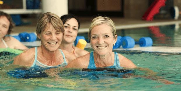 Bild von Eckenhagen: Aqua Fitness – Sportlich in den Tag starten!