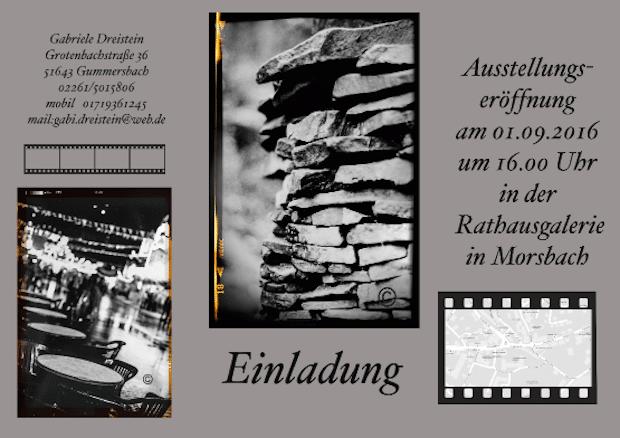 Photo of Morsbach: Ausstellung (wieder-)gefunden im Rathaus