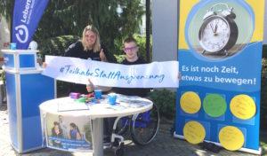 Marienheide: Kampagne ein voller Erfolg