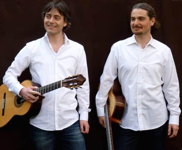 Duo kassung Marziali (Quelle: Halle 32 Gummersbach)