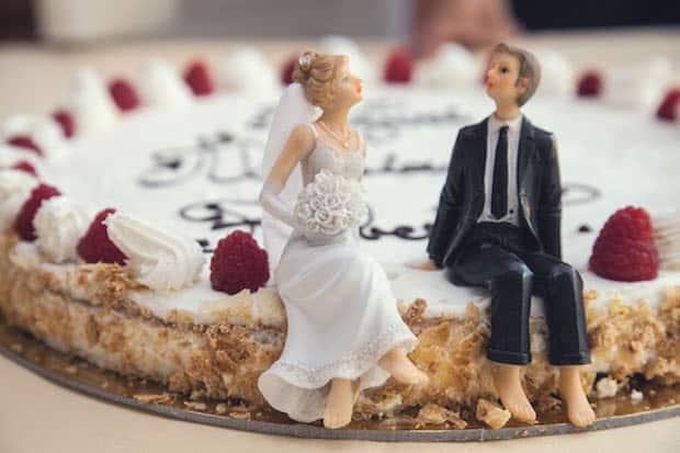 Photo of Baumkuchen statt Hochzeitstorte