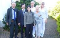 Japanische Delegation informiert sich in Nümbrecht über Conterganbehandlung