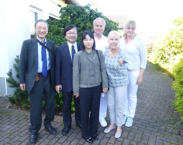 Photo of Japanische Delegation informiert sich in Nümbrecht über Conterganbehandlung