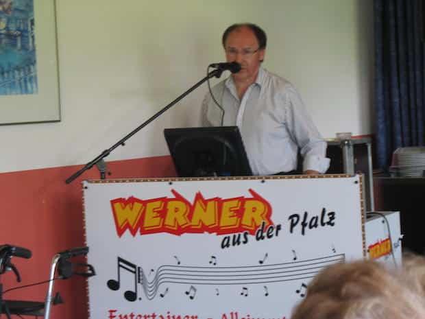 Photo of Wiehl: Schlagerlotto im Seniorenzentrum