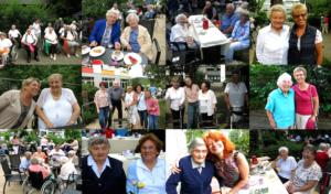Gummersbach: AWO Seniorenzentrum feiert gelungenes Sommerfest