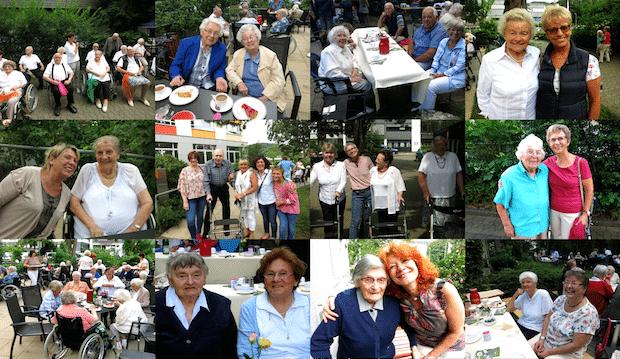 Photo of Gummersbach: AWO Seniorenzentrum feiert gelungenes Sommerfest