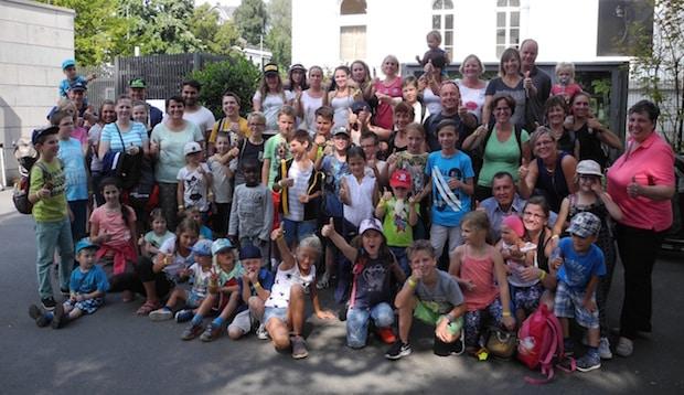 Photo of Erfolgreicher Familientag mit der FDP Nümbrecht im Wuppertaler Zoo
