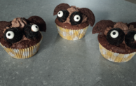 Fledermaus-Muffins