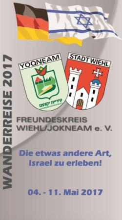 Quelle: Freundeskreis Wiehl/Jokneam e.V.