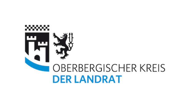 Logo Oberbergischer Kreis, Der Landrat (Foto: OBK)