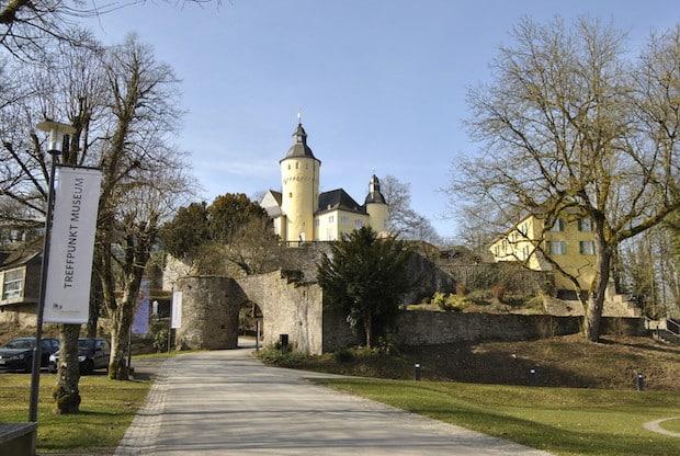 Photo of Feine Saiten auf dem Schloss