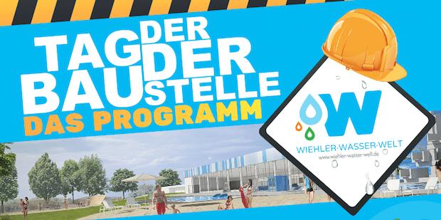 Photo of Wiehl: Tag der Baustelle an der Wiehler Wasserwelt