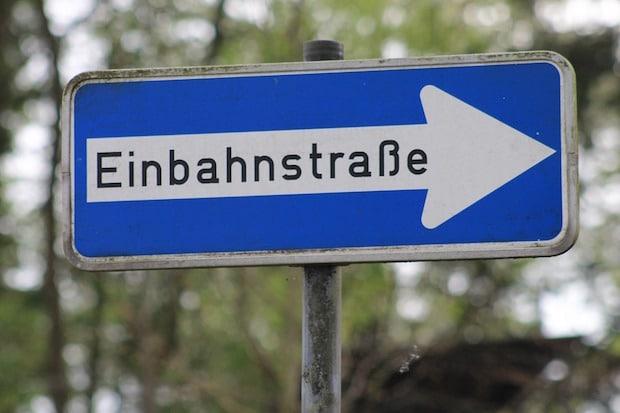 Photo of Baustelle: Gummersbacher Straße wird Einbahnstraße