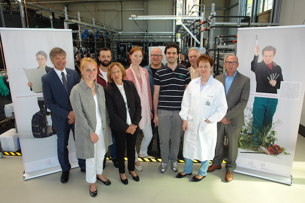 """Photo of """"Forschung für Dich!"""" zu Gast auf dem Projektstandort :metabolon"""