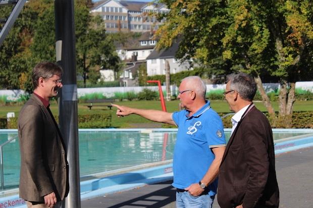 Photo of Freibad Bielstein: Jetzt wird durchgestartet