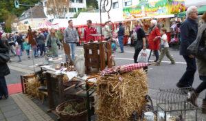Goldener Oktober in Engelskirchen