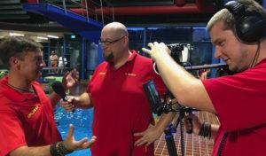 Gummersbach: DLRG mit Prominenz auf Weltkindertag vertreten