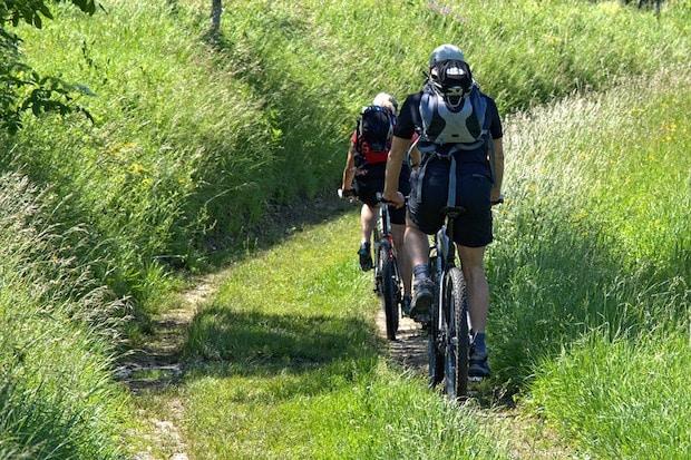 Photo of Reichshof: Mountainbikegruppe des SSV Wildbergerhütte-Odenspiel