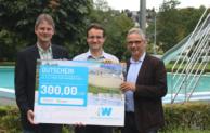 """Sieger des Namenswettbewerbes """"Wiehler – Wasser – Welt"""""""