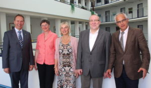 Gummersbach: Zwei neue Schulleitungen an Oberbergs Berufskollegs