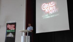 Nümbrecht: Crash Kurs NRW  – Realität erfahren. Echt hart